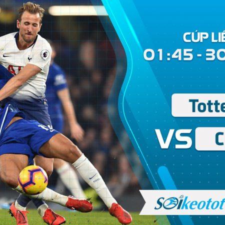 W88 Dự đoán Tottenham vs Chelsea lúc 1h45 ngày 30/9/2020
