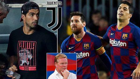 Chuyển nhượng La Liga 16/9: Suarez không sang Juventus. Barca từ bỏ vụ Depay – Nhà Cái M88