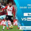 W88 Dự đoán Burnley vs Southampton lúc 2h ngày 27/9/2020