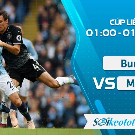 W88 Dự đoán Burnley vs Manchester City lúc 1h ngày 1/10/2020