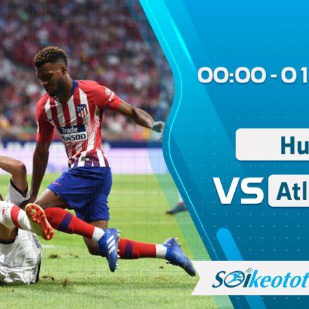 W88 Dự đoán Huesca vs Atl. Madrid lúc 0h ngày 1/10/2020
