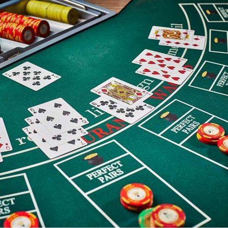 Chia sẻ bí kíp chơi xì dách – Blackjack cơ bản cho người chơi.