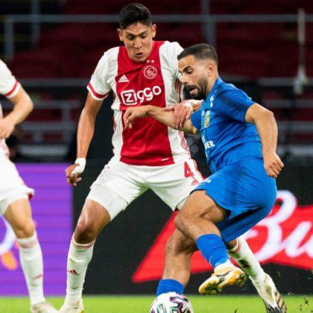 W88 Dự đoán Atalanta vs Ajax lúc 3h ngày 28/10/2020