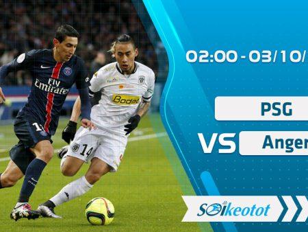 W88 Dự đoán Paris Saint Germain vs Angers lúc 2h ngày 3/10/2020