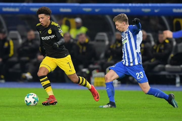 W88 Dự đoán Hertha Berlin vs Dortmund lúc 02h30 ngày 22/11/2020