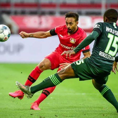 W88 Dự đoán Leverkusen vs Wolfsburg lúc 21h30 ngày 23/1/2021