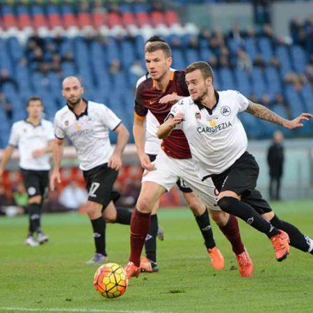 W88 Dự đoán Roma vs Spezia lúc 21h00 ngày 23/1/2021