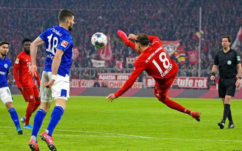 W88 Dự đoán Schalke vs Bayern lúc 21h30 ngày 24/1/2021