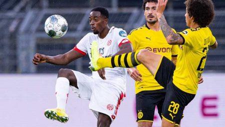 W88 Dự đoán Dortmund vs Mainz lúc 21h30 ngày 16/1/2021