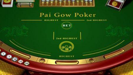 Chia sẻ cách chơi Pai Gow trực tuyến chính xác nhất