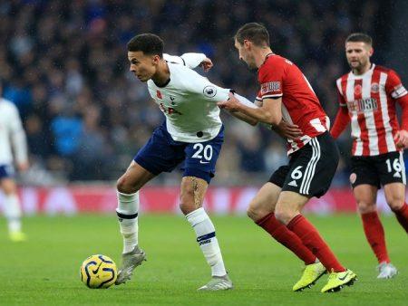 W88 Dự đoán Sheffield United vs Tottenham, 21h05 ngày 17/1/2021