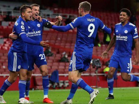 W88 Dự đoán Leicester vs Arsenal lúc 19h00 ngày 28/2/2021