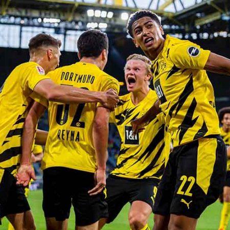 W88 Dự đoán Gladbach vs Dortmund lúc 2h45 ngày 3/3/2021
