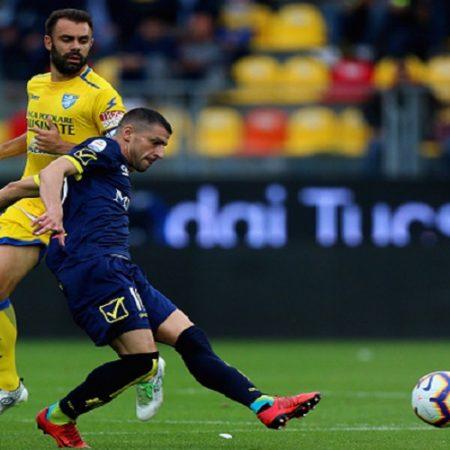 W88 Dự đoán Chievo vs Pordenone lúc 01h00 ngày 3/3/2021