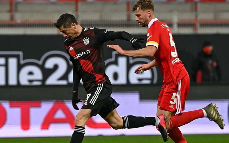 W88 Dự đoán Bayern vs Union Berlin lúc 20h30 ngày 10/4/2021