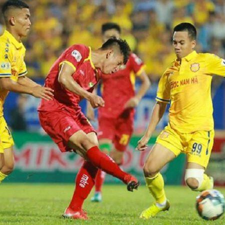 W88 Dự đoán TP Hồ Chí Minh vs SLNA lúc 19h15 ngày 8/4/2021