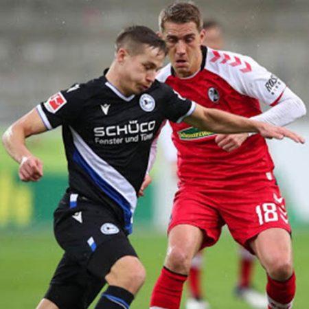 W88 Dự đoán Bielefeld vs Freiburg lúc 1h30 ngày 10/4/2021