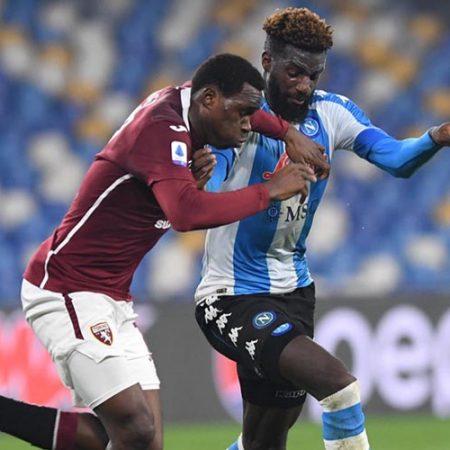 W88 Dự đoán Torino vs Napoli lúc 23h30 ngày 26/4/2021