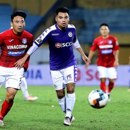 W88 Dự đoán Hà Nội vs Than Quảng Ninh lúc 19h15 ngày 11/4/2021