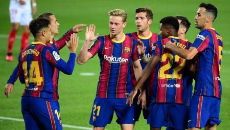 Cuộc đua vô địch La Liga: Barcelona lăm le tiếm ngôi đầu. Cuộc đua tứ mã cực căng thẳng – Nhà Cái M88