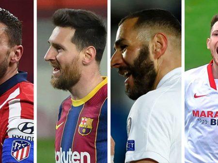 Cuộc đua vô địch Liga: Khi tất cả cùng sai, ai mới là người đúng? – Nhà Cái M88