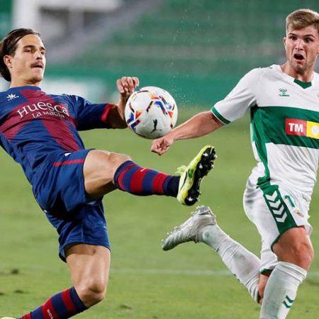 W88 Dự đoán Huesca vs Elche lúc 2h00 ngày 10/4/2021