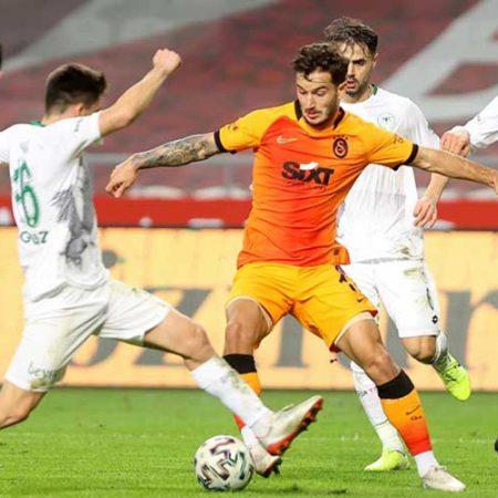W88 Dự đoán Galatasaray vs Konyaspor lúc 0h30 ngày 29/4/2021