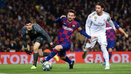 W88 Dự đoán Real Madrid vs Barcelona lúc 02h00 ngày 11/4/2021