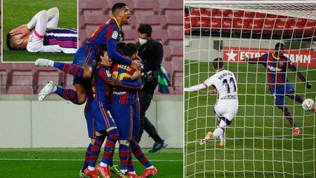 Bảng xếp hạng bóng đá Tây Ban Nha vòng 29: Barca và Real áp sát Atletico Madrid – Nhà Cái M88