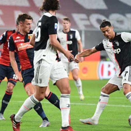 W88 Dự đoán Juventus vs Genoa lúc 20h00 ngày 11/4/2021