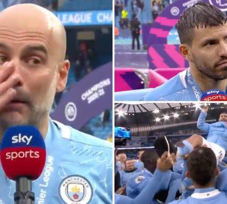 Bố Aguero: 'Tôi không tin những giọt nước mắt của Guardiola' – Nhà Cái 188bet