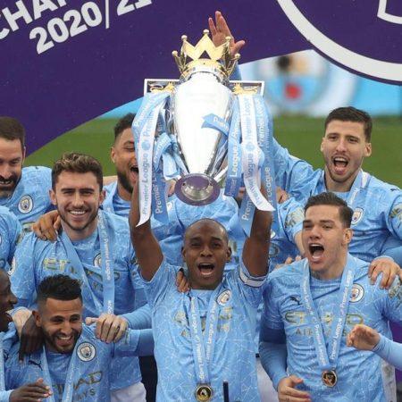 Man City ăn mừng cầm chừng ở Ngoại hạng Anh – Nhà Cái 188bet