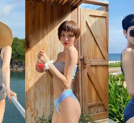 Hiền Hồ Bikini – Từ cô nàng thị phi đến ca sĩ triệu người mê