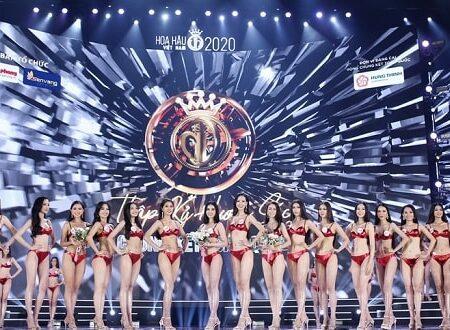 Loạt Ảnh Bikini Sexy Của Các Thí Sinh Hoa Hậu Việt Nam 2020