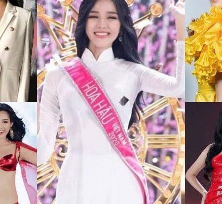 Chiêm ngưỡng nhan sắc nóng bỏng của Hoa hậu Việt Nam 2020 Đỗ Thị Hà