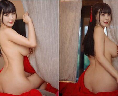 Tiên nữ Zhu Ke Er khỏa thân đẹp tuyệt trần
