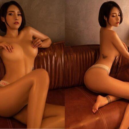 Bắt gặp khoảnh khắc Jenny Yến nude trần trụi show hình thể sexy bốc lửa