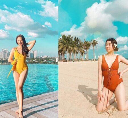Nhan sắc gợi cảm của nữ diễn viên Huỳnh Hồng Loan