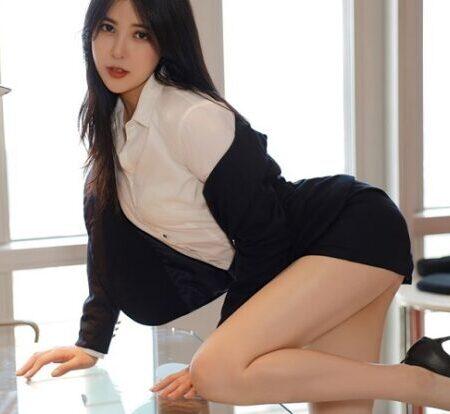 Nữ thư ký Han JingAn gợi tình nhìn là muốn ăn thịt