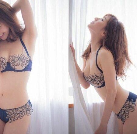 Minami Tanaka – Nữ MC Hot nhất Nhật Bản diện bikini nóng bỏng mắt