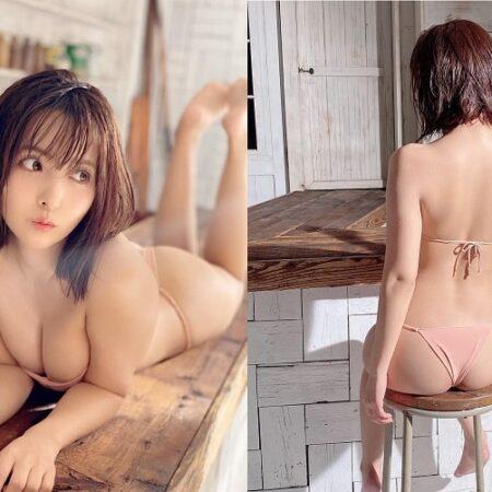 Hot Jav Idol Yua Mikami đẹp ma mị trong BST nội y mới nhất