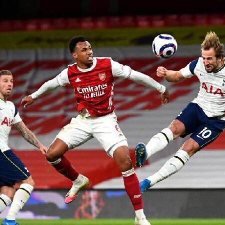 Biến động tỷ lệ kèo Arsenal vs Tottenham, 22h30 ngày 26/9