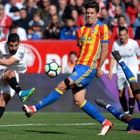 Biến động tỷ lệ kèo Sevilla vs Valencia, 0h30 ngày 23/9
