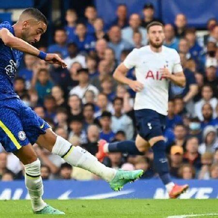 Biến động tỷ lệ kèo Tottenham vs Chelsea, 22h30 ngày 19/9