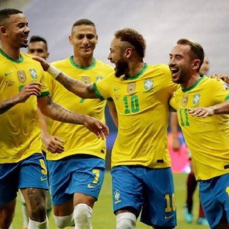 Đội hình ra sân chính thức Chile vs Brazil, 8h ngày 3/9 (cập nhật)