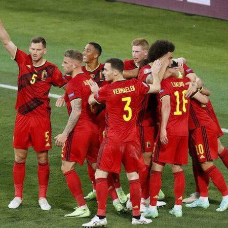 Đội hình ra sân chính thức Estonia vs Bỉ, 1h45 ngày 3/9 (cập nhật)