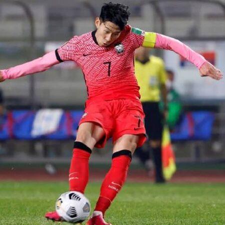 Đội hình ra sân chính thức Hàn Quốc vs Iraq, 18h ngày 2/9 (cập nhật)