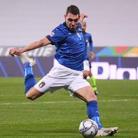 Đội hình ra sân chính thức Italia vs Bulgaria, 1h45 ngày 3/9 (cập nhật)