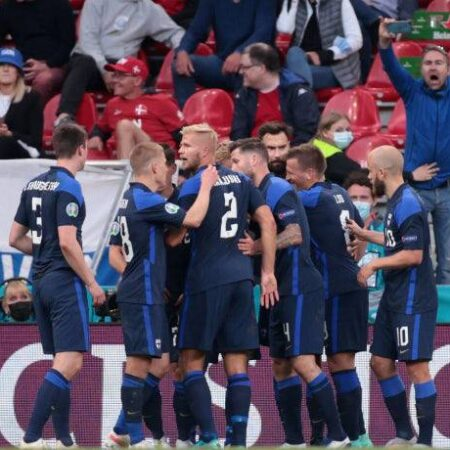 Đội hình ra sân chính thức Pháp vs Phần Lan, 1h45 ngày 8/9 (cập nhật)