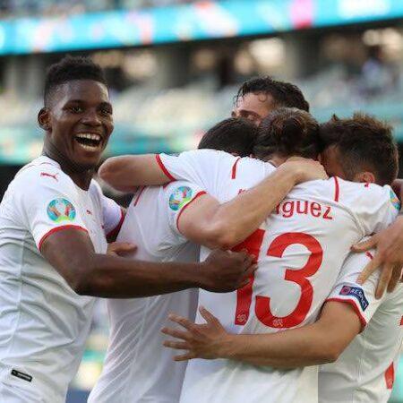 Đội hình ra sân chính thức Thụy Sĩ vs Italia, 1h45 ngày 6/9 (cập nhật)